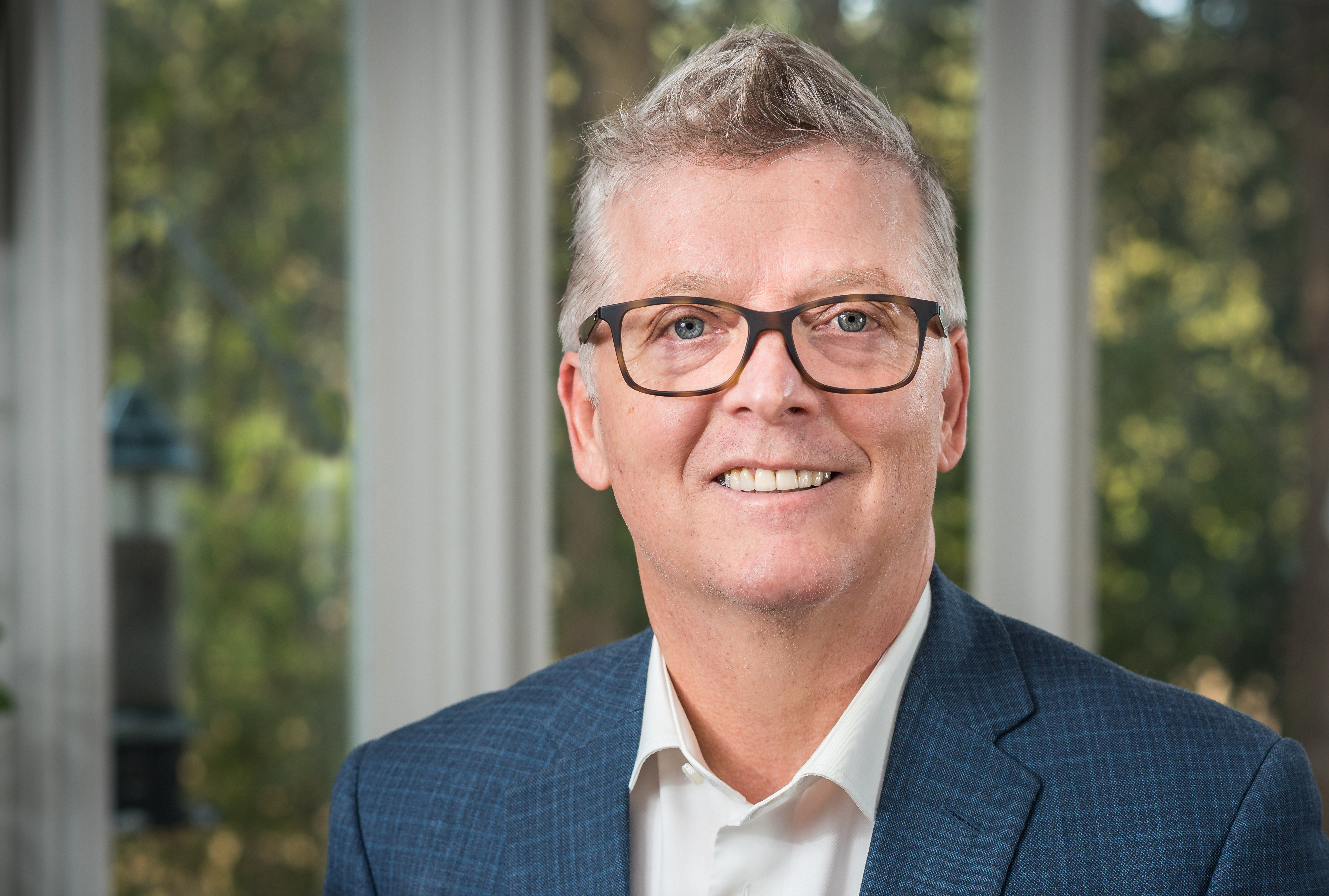 Mike MacKay of DeSpray Environmental